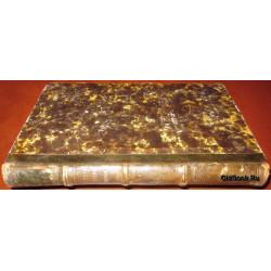 Руководство к изучению одинакой и двойной бухгалтерии, с приложением коммерческой терминологии. В трех частях. 1875 г.