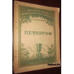Курбатов В.Я. Петергоф. 1925 г.