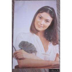 Лариса Белогурова. Открытка с автографом и дарственной надписью артистки. 1987 г.
