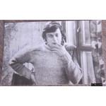 Николай Караченцов. Открытка с автографом и дарственной надписью артиста. 1986 г.